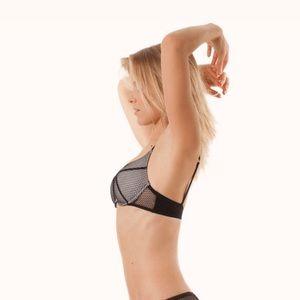 f45cf596518 Lively Intimates   Sleepwear - Lively Geo Lace Push Up Bra 34D